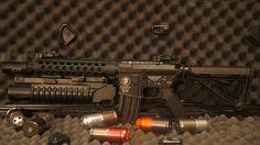 Zombie Killer Airsoft, Guns, Weapons, Pistols, Sniper Rifles, Rifles, Gun