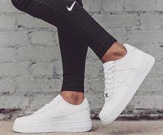 Nike air force 1 sneaker, legging, blog fitness fashion, Fitness Meiden
