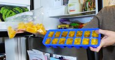 Incredibly Helpful Kitchen Tips: How to Freeze Eggs and Dairy Products...