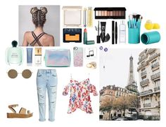 """Geen titel #360"" by mveltmuisenco on Polyvore featuring mode, Jouer, Christian Dior, NARS Cosmetics, Yves Saint Laurent, Eos, Elemis, Forever 21, Casetify en Marc Jacobs"