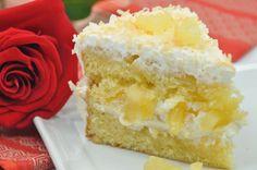 Recipe: Piña Colada Cake