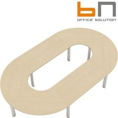 BN CX 3200 Conference Table Arrangement 8 To Seat 12 People  www.officefurnitureonline.co.uk