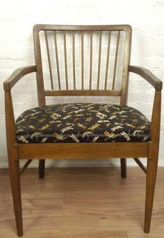 Philadelphia: Dragonfly Patterned Chair  $75 - http://furnishlyst.com/listings/972491