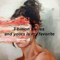 ابتسامتك اجمل ما في الدنيا