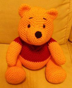 http://wixxl.com/free-amigurumi-patterns/ Free Winnie the Pooh Amigurumi Pattern