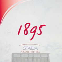 STADA was founded 1895 in Dresden as a pharmacists' cooperative.