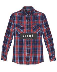 camicia tartan da uomo. Collezione A/I '14/'15 di And Camicie. La trovi su www.and-camicie-store.com