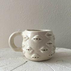 Ceramic Clay, Ceramic Pottery, Pottery Art, Porcelain Clay, Diy Clay, Clay Crafts, Arts And Crafts, Kunst Tattoos, Keramik Design
