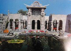 Way Cool: Robert Tatin's la maison des champs...http://www.musee-robert-tatin.fr — The Assemblage Art of Michael deMeng