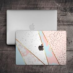 Your place to buy and sell all things handmade Laptop Case Macbook, Macbook Skin, Laptop Skin, Capa Macbook Air, Funny Phone Cases, Iphone Cases, Marble Laptop Case, Macbook Accessories, Cute Cases