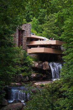 Fallingwater (Frank Lloyd Wright)