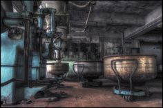 Culture in Aken, Germany (abandoned cookie factory urban exploration urbex) - a photo by Unknownz (Alpha Male)