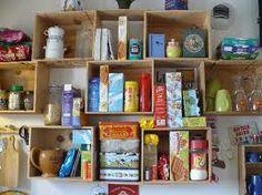 kastiriiulid :) kööki ja välikööki