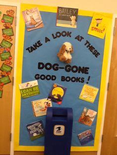 PK favorite book board!