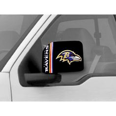 Baltimore Ravens NFL Mirror Cover