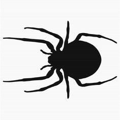 Cat Faced Spider Clip Art
