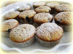 kudy-kam: Ořechovo-borůvkové muffiny