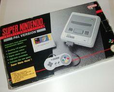 Super Nintendo Entertainment System Console: Amazon.co.uk: PC & Video Games
