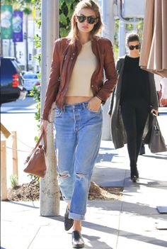 10 amazing style tricks from your favorite celebrities: Gigi Hadid