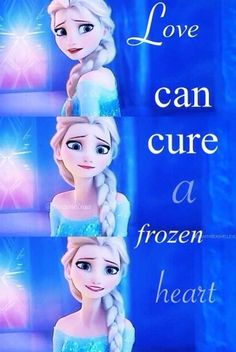 Disney. 'Kay guys, Elsa's SO pretty. I'm just gonna come out and say it. I know we were all thinking it. But SERIOUSLY.