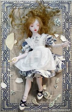 alice china doll