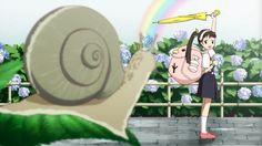 Bakemonogatari Mayoi Snail Opening