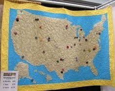 Quilt, people still love the art of a handmade quilt.