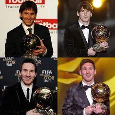 Messi 4BOro. | [07.01.13]