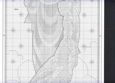 Moonlight Lullaby - 3/5 Solo Patrones Punto Cruz (pág. 223) | Aprender manualidades es facilisimo.com