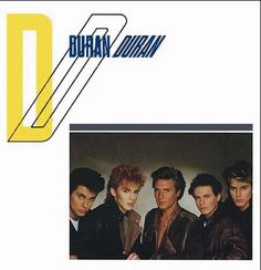 In honor of today's anniversary of the re-release of Duran Duran's FIRST album with the addition of IS THERE SOMETHING I SHOULD KNOW, here's a fitting pic!