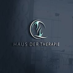 Create a modern logo for a physiotherapy practice with (medical) fitness studio P Logo Design, Logo Design Services, Custom Logo Design, Logo Design Contest, Branding Design, Landscaping Logo, Therapy Office Decor, Logo Psd, Monkey Art