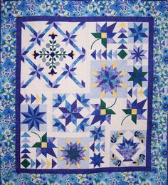 Glorious, by Rose Cottage Quilts. For more information: http://www.studio180design.net/gallery/photo/469/