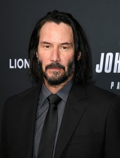 Keanu Reeves attends the special screening of Lionsgate's John Wick Chapter 3 Parabellum at TCL Chinese Theatre on May 15 2019 in Hollywood California Keanu Reeves John Wick, Keanu Charles Reeves, Hollywood California, In Hollywood, Keanu Reeves Zitate, Orlando Events, Bbc, Keanu Reeves Quotes, Arch Motorcycle Company