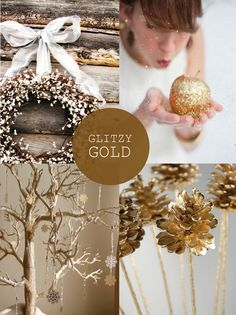 Hot Christmas Winter Wedding Color Palette Ideas | http://www.tulleandchantilly.com/blog/hot-christmas-winter-wedding-color-palette-ideas/