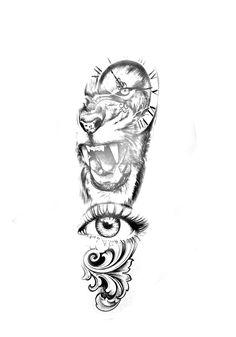 Half Sleeve Tattoo Stencils, Half Sleeve Tattoos Drawings, Half Sleeve Tattoos For Guys, Forearm Sleeve Tattoos, Hand Tattoos For Guys, Body Art Tattoos, Card Tattoo Designs, Family Tattoo Designs, Sketch Tattoo Design