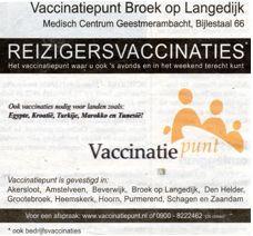 vaccinatieposten