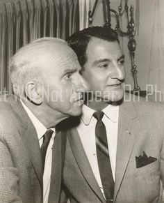 Jimmy Durante and Danny Thomas