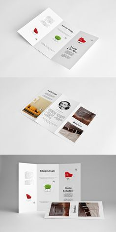 Product Trifold Brochure / Catalog 3 was designed as an universal template with original structured editorial layout. Brochure Design Software, Graphic Design Brochure, Brochure Layout, Brochure Template, Branding Design, Identity Branding, Corporate Brochure, Visual Identity, Pamphlet Design