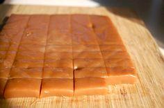 Salted Crème Fraîche Caramels