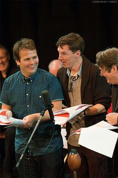 recording the final ever cabin pressure episode  *cry*