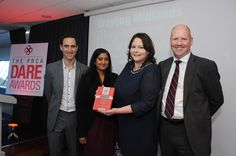 Grayling win at the PRCA DARE Awards Midlands - Birmingham