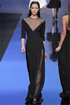 Sfilata Elie Saab Paris - Collezioni Autunno Inverno 2013-14 - Vogue