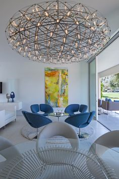 An Updated, Mid Century Palm Springs Retreat Ruble, of Moore Ruble Yudell, along with Interior Design Director Stanley Anderson