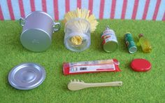 Image detail for -re-ment, rement, puchi, japanese dollhouse miniatures, all, mom's ...
