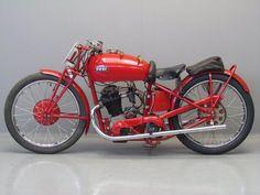 Fusi 1937 Sport 250 cc 1 cyl ohc