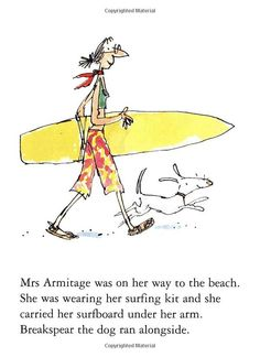 Mrs Armitage And The