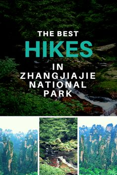 Couple Travel the World Camping And Hiking, Hiking Trails, Backpacking, Avatar Land, Couples Things To Do, Zhangjiajie, Travel Plan, Travel Tips, China Travel