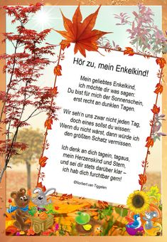 Wunderschön geschrieben   von Nosrbert van Tiggelen . Diy Paper, Paper Crafts, Diy Crafts, Diy Thanksgiving, New Quotes, Kids And Parenting, Quotations, Humor, Diy Design