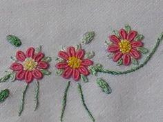 vasny artes e bordados : panos com bordado em rococo