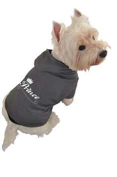 Ruff Ruff and Meow Dog Hoodie, Prince, Black, Small * Check out this great image  : Accessories for dog